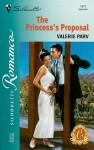 The Princess's Proposal (Carramer Crown, #3) - Valerie Parv