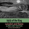 Idylls of the Kings - Lancelot & Elaine - Alfred Tennyson, Basil Rathbone