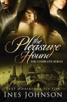 The Pleasure Hound: The Complete Serial (The Pleasure Hound Series Book 1) - Ines Johnson