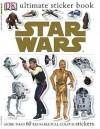 """""""Star Wars"""" Classic Ultimate Sticker Book (Ultimate Stickers) - Rebecca Smith"""