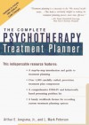 The Complete Psychotherapy Treatment Planner (Series in Clinical Psychology and Personality) - Arthur E. Jongsma Jr., L. Mark Peterson