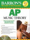 Barron's AP Music Theory with Audio Compact Discs - Nancy Scoggin