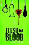 Flesh and Blood (Red Eye) - Simon Cheshire
