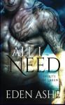 All I Need: Spirits of Laken (Volume 1) - Eden Ashe