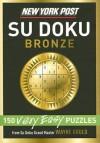 New York Post Bronze Su Doku - Wayne Gould