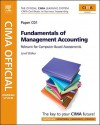 CIMA Official Learning System Fundamentals of Management Accounting, Third Edition (CIMA Certificate Level 2009) - Janet Walker