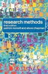 Research Methods - P. Mcneill, Steve Chapman