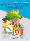 Early Childhood Education: 1996-1997 - Karen M. Paciorek