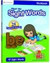 Meet the Sight Words Workbook - Kathy Oxley, Preschool Prep Company