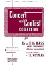 Concert and Contest Collections for Eb or BBb Bass: (Tuba-Sousaphone) with Piano Accompaniment - H. Voxman