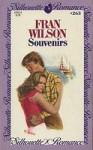 Souvenirs (Silhouette Romance, #263) - Fran Wilson