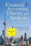 Schroeder Financial Accounting Theory: Text And Cases 9th Edition Brv - Richard G. Schroeder, Myrtle W. Clark, Jack M. Cathey