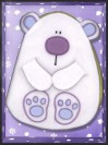 Fleecy Bear (Fleecy Friends) - Patti Jennings