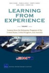 MG-1128/1-Navy Learning from Experience: Volume I Lessons from the Submarine Programs of the United States, United Kingdomn, and Australia - John F. Schank, Frank W. LaCroix, Robert E. Murphy