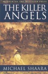 The Killer Angels: The Classic Novel of the Civil War [Mass Market Paperback] [1987] Michael Shaara - Michael Shaara