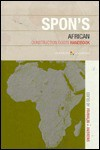 Spon's African Construction Costs Handbook - Franklin & Andrews Firm, Franklin & Andrews Firm