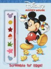 Scramble for Eggs! (Paint Box Book) - Walt Disney Company, Frank Berrios
