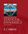 Engineering Mechanics: Combined & SSP with FBD Package (11th Edition) - Russell C. Hibbeler