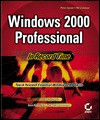 Windows 2000 Professional: In Record Time - Peter Dyson, Pat Coleman