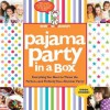 KIT: Littlemissmatched's Pajama Party in a Box [With BookWith Stickers and Spinwheel, Scrapbook Paper, Album, Stationery Set] - NOT A BOOK