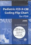 Pediatric ICD-9-CM Coding Flip Chart for PDA 2006: For Palm OS/Pocket PC - American Academy of Pediatrics