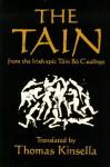 The Tain (from the Irish epic Táin Bó Cuailnge) - Anonymous, Louis Le Brocquy, Thomas Kinsella