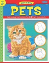Learn to Draw Pets: Learn to Draw and Color 23 Favorite Animals, Step by Easy Step, Shape by Simple Shape! - Peter Mueller