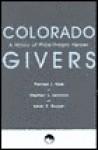 Colorado Givers - Thomas J. Noel, Stephen J. Leonard