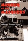MURDER AT THE MASQUERS: An Adriana Hoffstetter Mystery - Bruce Kimmel