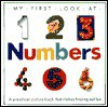 My First Look at Numbers (My First Look at) - Board Books
