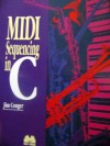 Midi Sequencing in C - Jim Conger