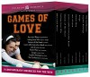 Games of Love: 9 Contemporary Romances for the Win - Elizabeth Palmer, Alysia S. Knight, Eva Shaw, Mary Gorman, Pan Zador, Nan Comargue, Caroline Carter, Bea Moon, Erin McCauley