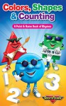 Colors, Shapes & Counting Book of Rhymes - Melissa Caudle, Charles Henderson, Rock 'N Learn