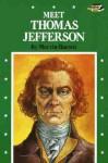 Meet Thomas Jefferson (Step-Up Biographies) - Marvin Barrett