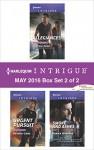 Harlequin Intrigue May 2016 - Box Set 2 of 2: AllegiancesUrgent PursuitSmoke and Ashes - Cynthia Eden, Beverly Long, Danica Winters