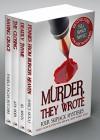 Murder, They Wrote: Four SkipJack Mysteries - Pamela Fagan Hutchins, Ken Oder, R.L. Nolen, Marcy McKay