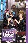 3 2 1 .. Liebe! Bd. 7 - Kanan Minami