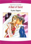 Harlequin comics: A Bed of Sand - Kyoko Sagara, Laura Wright