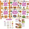 Cool Food Art Set: Checkerboard How-To Library - Abdo Publishing