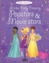 Sticker Dolly Dressing Popstars & Movie Stars - Lucy Bowman