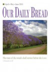 Our Daily Bread April/May/June 2013 - Enhanced Edition - RBC Ministries