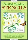 Painted Meadow Stencils: Cornflowers & Daisies (Painted Meadow Stencils) - Jocasta Innes, Stewart Walton