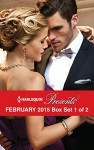 Harlequin Presents February 2015 - Box Set 1 of 2: Delucca's Marriage ContractThe Redemption of Darius SterneTo Wear His Ring AgainThe Man to Be Reckoned With - Abby Green, Carole Mortimer, Chantelle Shaw, Tara Pammi