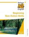 Nelson English: Yellow Beginning Non-Fiction Skills - John Jackman