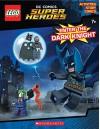 Enter the Dark Knight (LEGO DC Comics Super Heroes: Activity Book with Minifigure) (LEGO DC Super Heroes) - Ameet Studio