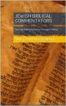 Jewish Biblical Commentators - William Rosenau