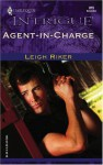 Agent -In- Charge - Leigh Riker
