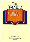 The Talmud vol. 15: The Steinsaltz Edition : Tractate Sanhedrin, Part 1 - Adin Steinsaltz, David Strauss