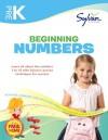 Pre-K Beginning Numbers (Sylvan Workbooks) - Sylvan Learning