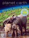 Planet Earth: Ultimate Sticker Book, Over 400 Stickers - Planet Earth, Modern Publishing
